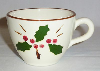 Stangl Holly Cup Only
