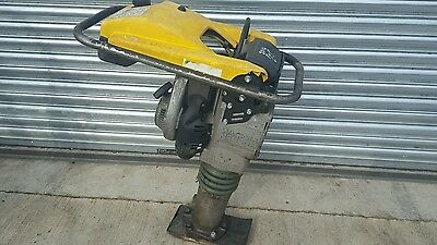 "Wacker Neuson Refurbished Trench Rammer Bs502 2010 Yr 6"" Jumping Jack Compactor"