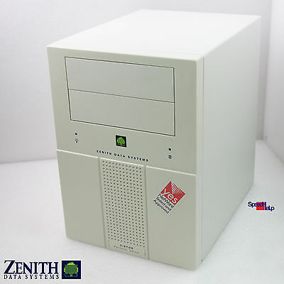 Zenith Data Systems Z-Stor Personal Server Isd-0400-00 P/n:1320 Scsi Rj45 Ide