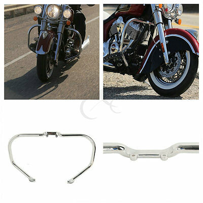 Highway Engine Guard Crash Bars For Indian Chieftain 14-19 Roadmaster 2015-2019