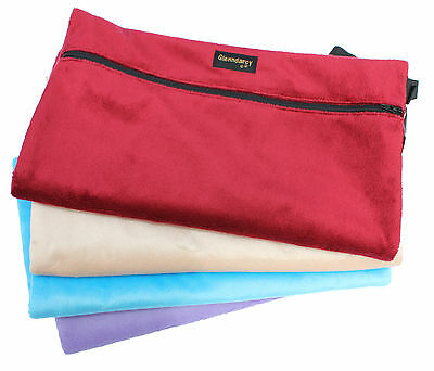 Glenndarcy Luxury Minkie Waterproof Fabric Wet Bag - for Nappies / Wet Items