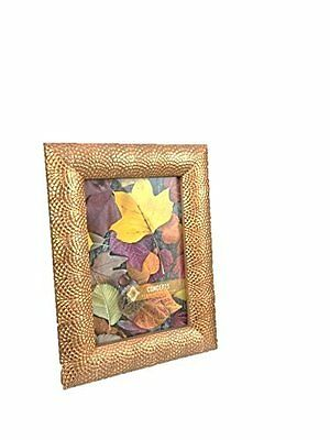 Concepts In Time Picture Frame Rectangle Table Top Metalic Copper 4
