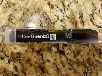 Continental Airlines (2 AA Battery) Flashlight (MityLite 1900 by Pelican)