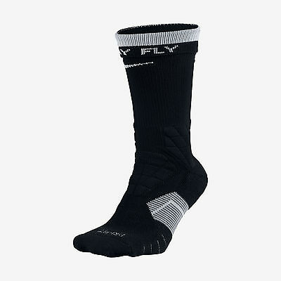 NIKE 2.0 ELITE VAPOR FADE CREW FOOTBALL SOCKS Style SX5015-012 Size 6-8 (Medium)