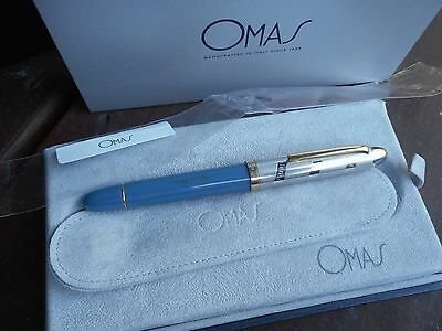 Omas Hermann Hesse Limited Edition Fountain Pen