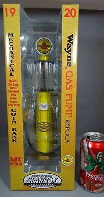 Wayne Pennzoil Gas Pump Replica