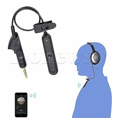 Bluetooth 4.1 Adapter Receiver Converter Cable For Bose-QuietComfort QC2 QC15