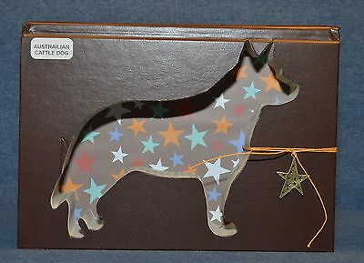 Austrailan Cattle Dog  Upcycled Book - 002