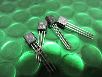 2N4123 NEC Transistor UK Stock.      10 per pack.  10 per pack.
