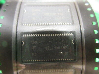 MT48LC4M16A2-75, 64Mb SYNCHRONOUS DRAM SDRAM UK Stock NEW PARTS