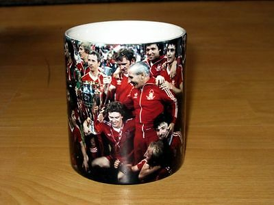 Nottingham Forest Brian Clough European Champions Winners MUG