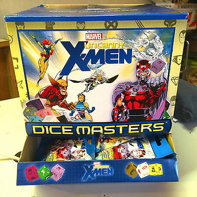 Marvel Dice Masters: The Uncanny X-Men Dice Building Game 82 Count Gravity Feed