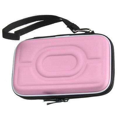 EVA Shock Proof 2.5 HDD Case External Hard Drive Bag Case for Earphone Adapter