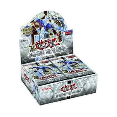 Yu-Gi-Oh! Shining Victories Booster Display Box (Pack of 24)