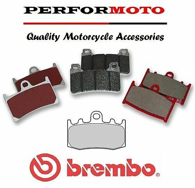 Brembo Sintered Road Front Brake Pads BMW R1200 RT 08-13