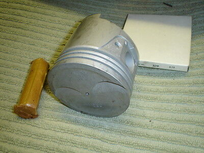 Datsun L14 an  L16  4Cyl Piston 85 mm .020 size ( sold one each)