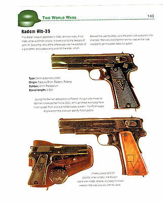 Radom Vis-35 Polish Auto Pistol With Brief History/specifications 2012