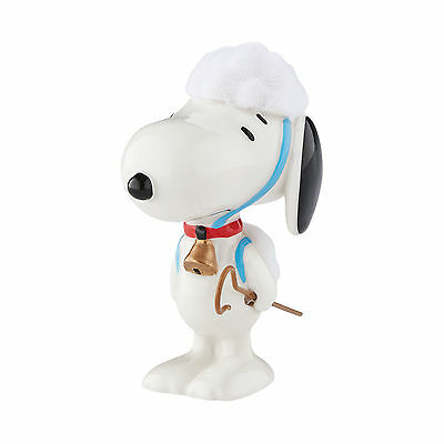 Peanuts Snoopy Sheep Dog Figure by Department 56