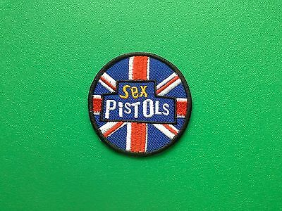 IRON ON PATCH: OASIS HEAVY METAL PUNK ROCK MUSIC FESTIVAL SEW ON a