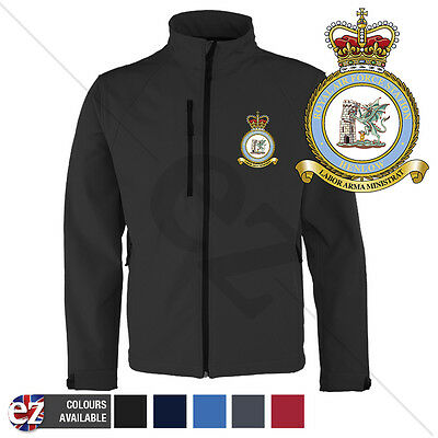 RAF Henlow - Softshell Jacket - Personalised text available