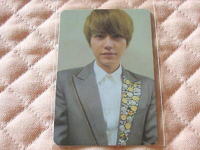 (ver. Kyuhyun) Super Junior 5th Album Mr.Simple Photocard KPOP