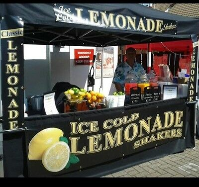 Mobile Catering Trailer market stall Ideal fast food gazebo for car boot pubs ££