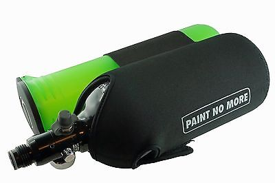 PaintNoMore HP Flasche 200bar 850PSI mit Tankcover Airsoft Paintball PaintNoMore