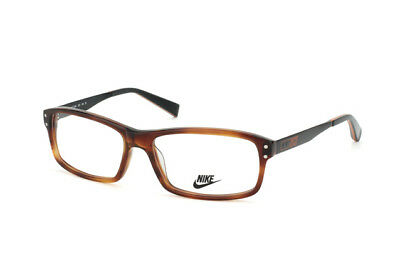 Authentic Nike 7206 / 220 Men's Adult Designer Glasses Frames 145|16|55 - Brown