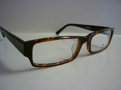 Authentic Peter Werth PW005-TRT Men's Designer Glasses Frames 140|16|53 - Black