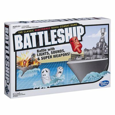 Electronic Battleship Board Game NEW