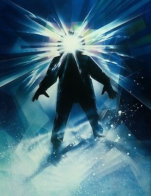 The Thing Classic Horror Movie Poster Print T390 A4 A3 A2 A1 A0|
