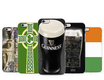Ireland Dublin Flag Temple Bar Pub Guinness Beer Phone Case Cover For Iphone