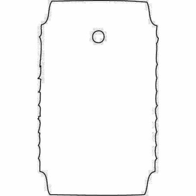 Checkpoint Meto Swing Tags 49 x 29mm White 500 Pack