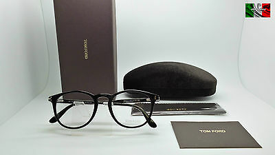 TOM FORD TF5401 color 001 cal 51 occhiale da vista unisex TOP ICON OTT16