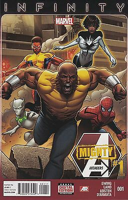 Mighty Avengers #1  Marvel New Bagged & Boarded Free Uk P&p
