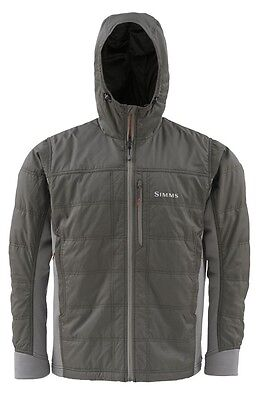 Simms KINETIC Jacket ~ Coal NEW ~ Size Large ~ CLOSEOUT