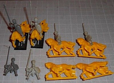 28mm GW Battle Masters Imperial Knights-yellow