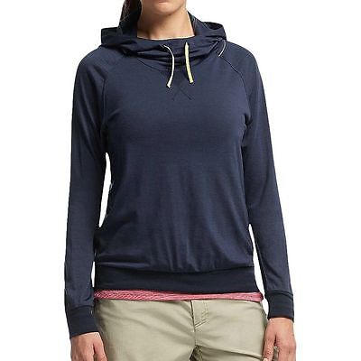Icebreaker Cool-Lite Sphere Long Sleeve Hood Ladies Hoody Hoody Merino guk