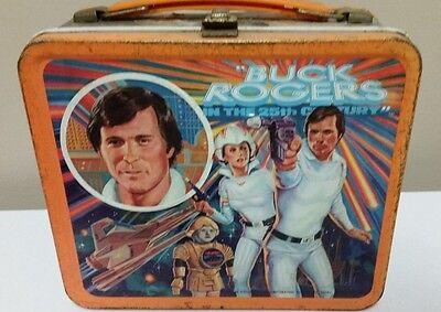 Vintage 1979 Buck Rodgers In The 25Th Century Classic 1970's Television Thermos