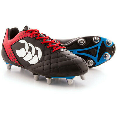 Canterbury Mens Stampede Club 8 Stud Forward Position Rugby Boots