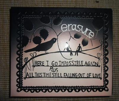 ERASURE IMPOSSIBLE AGAIN LIMITED FAN CLUB Single SLEEVE Collection  3 x CD