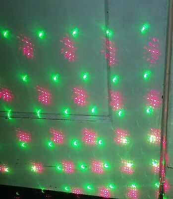 Home Used Lazer/Disco Light Decoration Indoor And Outdoor(Display Model)