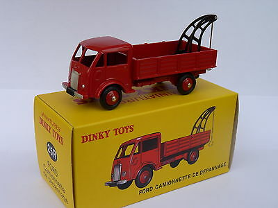 Ford Poissy Camionnette De Depannage 2576041 DINKY TOYS ATLAS  New in a box!