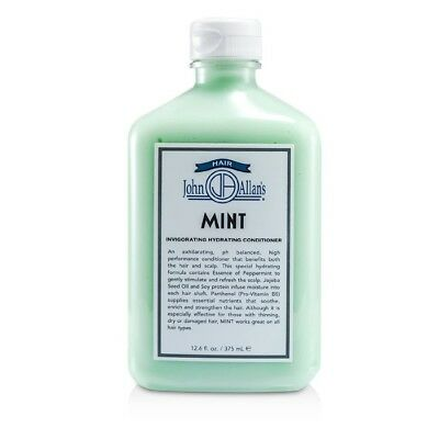 NEW John Allan's Mint Invigorating Hydrating Conditionier 12.6oz Mens Hair Care