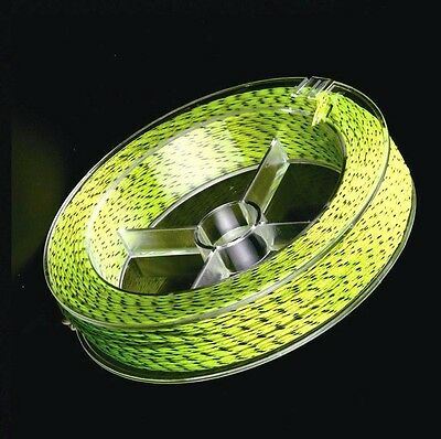 Fly Line Backing  Chartreuse /Black 50 yards 20lb