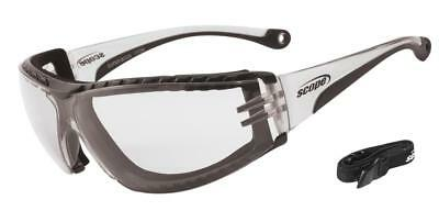 Scope 100C-Sbx Super Boxa Clear Lens Safety Spectacles Glasses