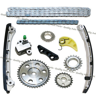 Quality Timing Chain Kit For Mazda Speed 3 6 CX-7 2.3L Turbo New