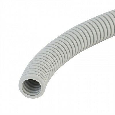 25mm MD GRAY Corrugated Conduit x 25Meters