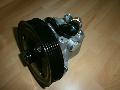 FORD POWER STEERING PUMP GALAXY MONDEO MK4 S-MAX 1.8 2.0 TDCI with 132mm pulley