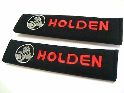 2x seat belt safety belt harness cushion shoulder pads for HOLDEN (free shipping